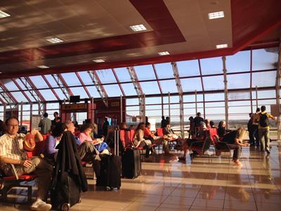 Terminal 3 del Aeropuerto Internacional José Martí