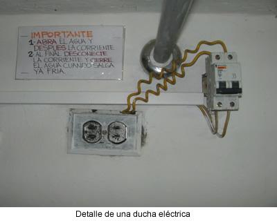 Nuevo tipo de ahorro for Como instalar una ducha electrica