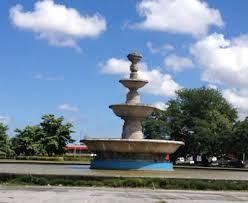 Fuente sin funcionar en La Habana