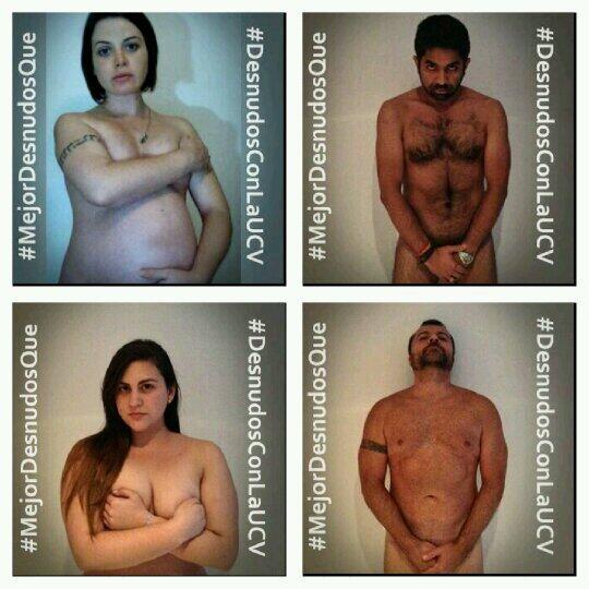 Mejor desnudos que...