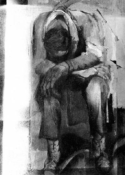 Óleo de José Luis Fuentetaja (1971)