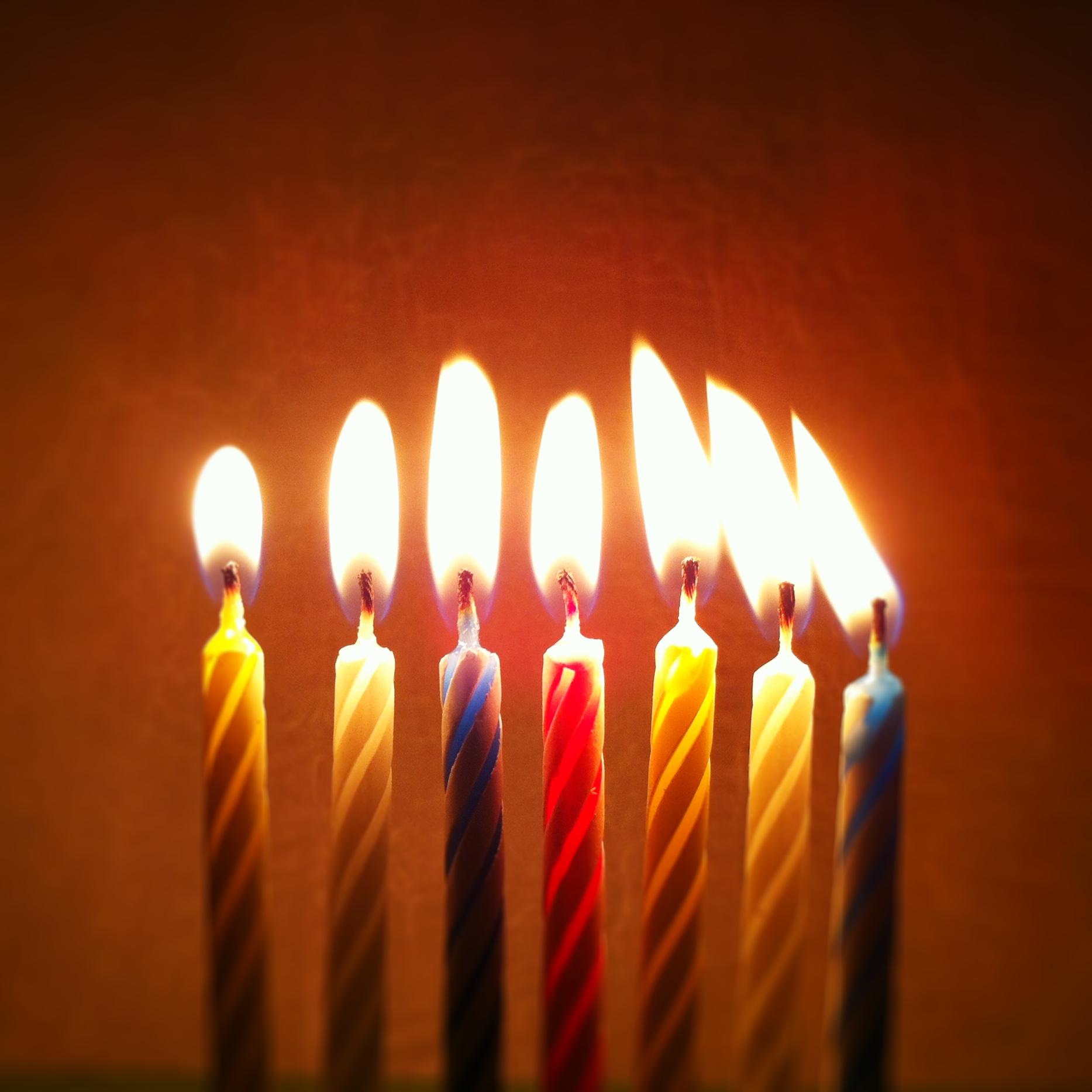 !Feliz cumple-blog para Generación Y!