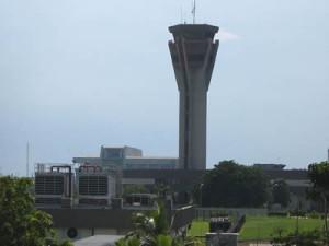 Torre del Aeropuerto Internacional José Martí