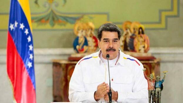 Maduro afirmó que la reserva de diamantes de su país es de 1.020 millones de quilates, equivalentes a unos 152.746 millones de dólares. (ConelMazoDando)