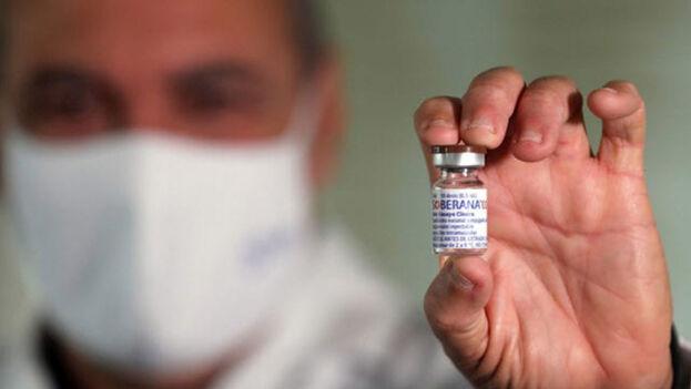 Siete millones de dosis de vacunas cubanas Soberana 2, Soberana Plus y Abdala, llegarán a Nicaragua. (EFE)