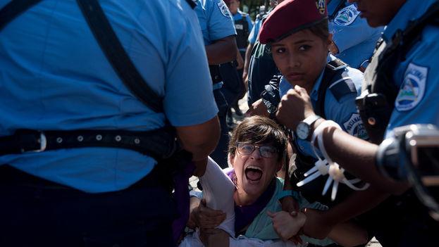 Las detenciones son masivas en los últimos meses y han llamado la atención de la comunidad internacional. (Carlos Herrera/Niú)