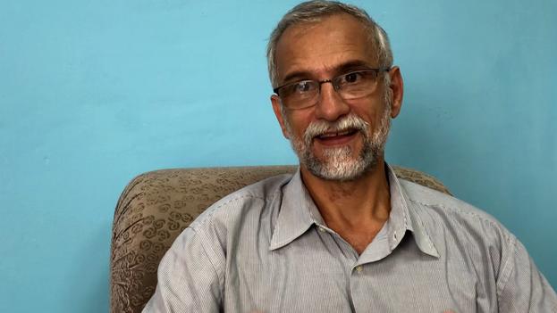 El periodista Ariel Terrero, especialista en asuntos económicos. (Youtube/captura)