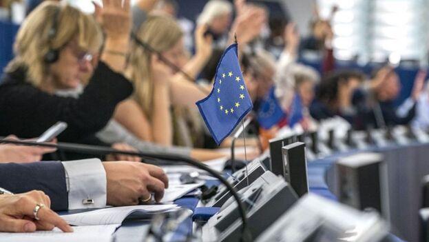 La resolución fue presentada por la segunda agrupación más numerosa, el grupo S & D. (Parlamento Europeo)