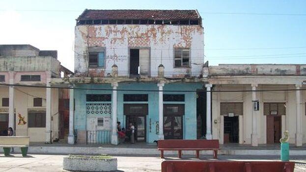 Los daños en Antilla por ciclones y tormentas son habituales. (marcmasferrer)