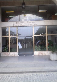 Biblioteca Rubén Martínez Villena