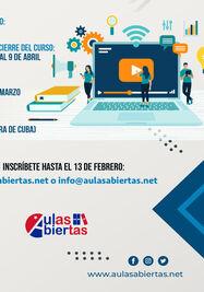 Curso online 'Liderazgo y fortalecimiento de capacidades para activistas'. (Aulas Abiertas)