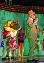 Espectáculo 'Cuba Under the Stars'. (Facebook)