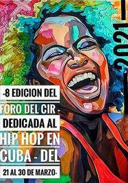 Foro virtual comunitario 'Cimarronaje, Arte y Ciudadanía'. (Facebook)