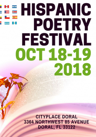 Hispanic Heritage Poetry Festival 2018