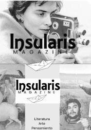 Presentación del primer número de Insularis Magazine. (Cortesía)