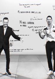 'Para Mi Viejo', tema musical con Willy Chirino y Leoni Torres. (Captura)