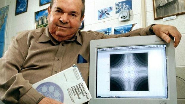 El físico teórico soviético nacionalizado estadounidense Alexéi Abrikósov, premio Nobel de Física en 2003. (CC)