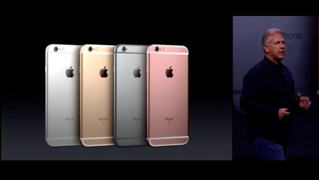 Apple lanza la nueva generación del iPhone 6s el pasado 9 de septiembre. (Apple)