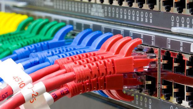 Cables de ADSL.