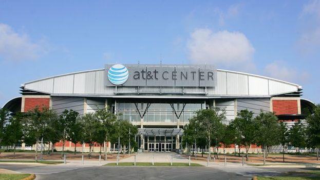 Central de la compañía de telecomunicaciones AT&T