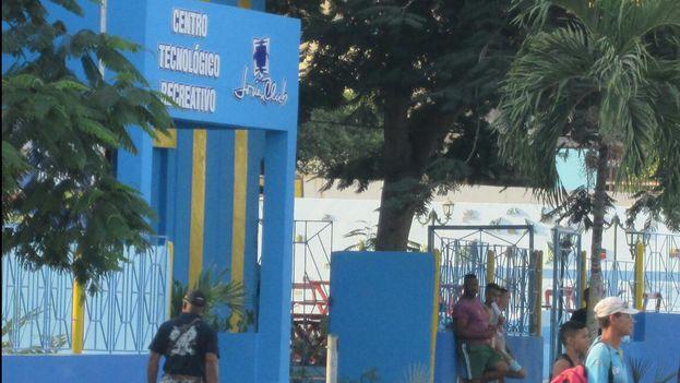 Centro Tecnológico Recreativo de Santiago de Cuba. (14ymedio)