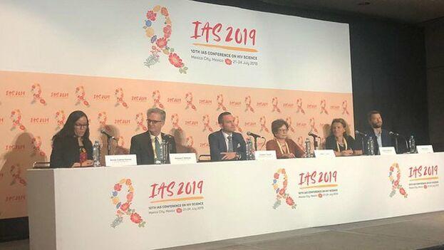 Durante la 10 Conferencia Mundial Científica sobre VIH en Ciudad de México, los especialistas aseguraron que estas nuevas herramientas vendrán a reforzar las estrategias que se tienen hasta ahora. (@IAS_conference)