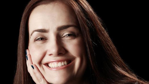 Débora Diniz es investigadora en la Universidad de Brasilia y una de las portavoces que lucha porque la mujer pueda decidir sobre su derecho a la reproducción. (Foto cedida por Diniz a SINC)