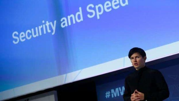 El empresario ruso Pavel Dúrov, creador de Telegram, que reside en el Reino Unido, ha puesto en marcha una contraofensiva para eludir el bloqueo de su servicio de chat. (CC)