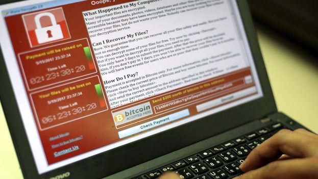 Europol ha indicado que se trata de un ataque informático sin precedentes y requerirá una investigación internacional. (EFE)