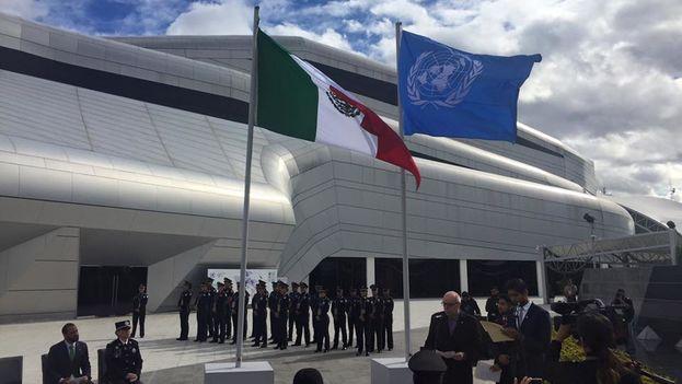 La sede del Forum de Gobernanza de Internet en Jalisco. (IGF)