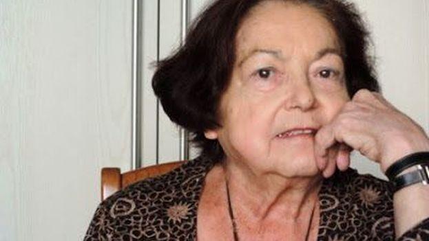 Françoise Héritier consiguió la plaza de titular de la cátedra de antropología del prestigioso Colegio de Francia. (Pinterest)