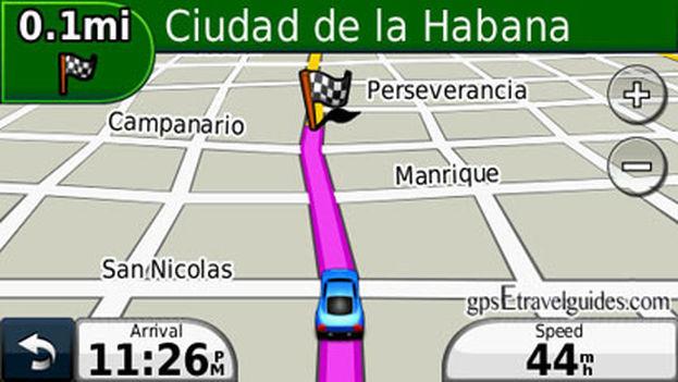 Los GPS nunca se ha vendido en los mercados cubanos y su importación está muy regulada en la Isla. (gpsetravelguides.com)