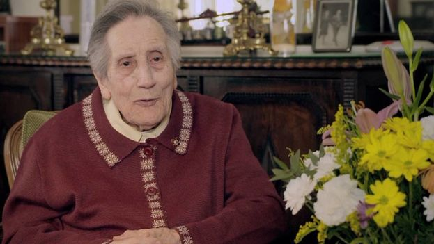 Gertrudis de la Fuente fue la primera investigadora española en publicar un artículo en la revista 'Nature'. (EFE)