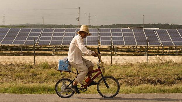 La previsión del Gobierno es que en 2030 el 24% de las energías usadas en la Isla sean renovables. (Sierra Maestra)