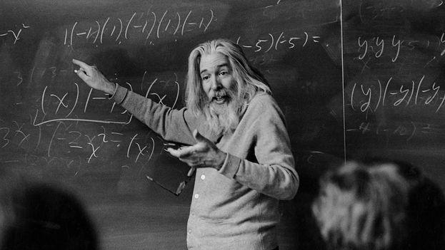 Gran parte de la formación matemática del estadounidense Raymond Smullyan la recibió de forma autodidacta. (CC)