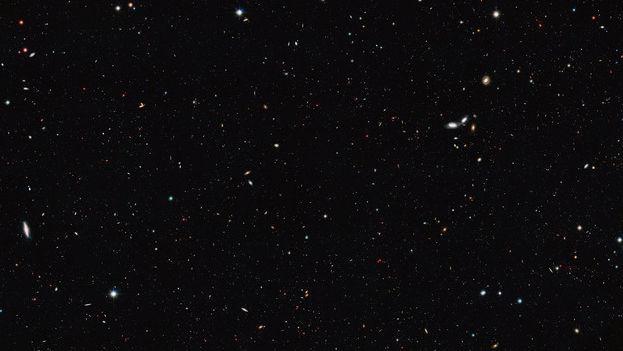 Las imágenes del Hubble han ayudado a los astrónomos a recalcular el número de galaxias del universo. (NASA/ESA)