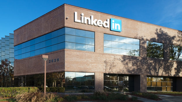 Sede de LinkedIn en Stierlin Court, Mountain View, California. (Wikipedia)