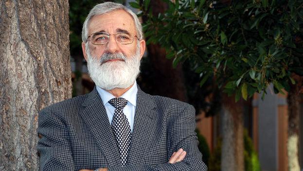 Jose Manuel Moreno, catedrático de ecología. (Foto cedida por el científico a la Agencia SINC)
