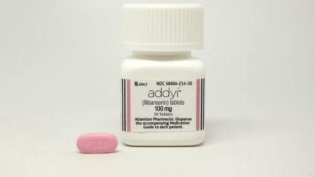 Nuevo medicamento producido por Sprout Pharmaceuticals