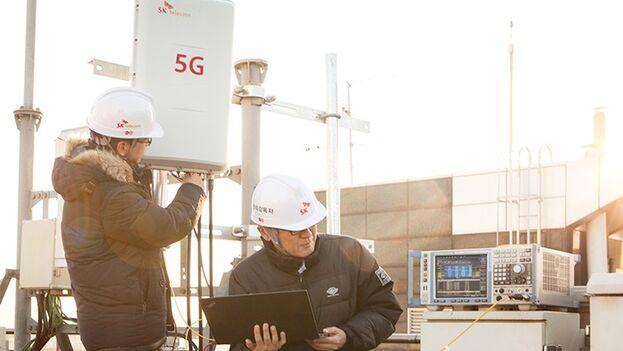 Operadores coreanos preparan la red 5G. (CoreaNet)