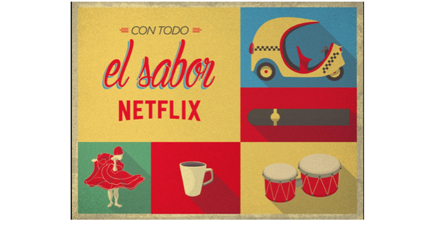 Portada de Netflix para Cuba (Twitter)