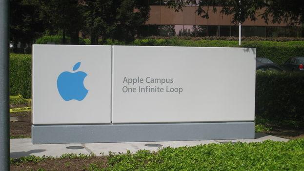 Sede de Apple en Cupertino (14ymedio)