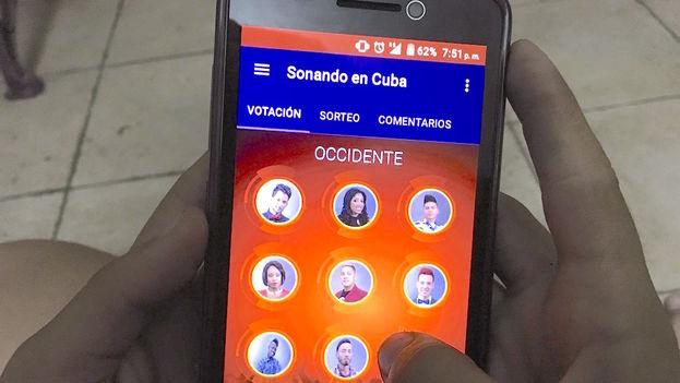 Sonando en Cuba. (14ymedio)