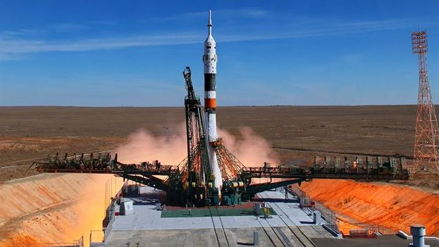 Soyuz. (EFE)
