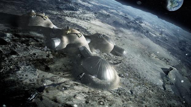 Trump ha firmado la Directiva de Política Espacial para ordenar al director de la NASA que lidere un programa de exploración espacial innovador. (ESA)