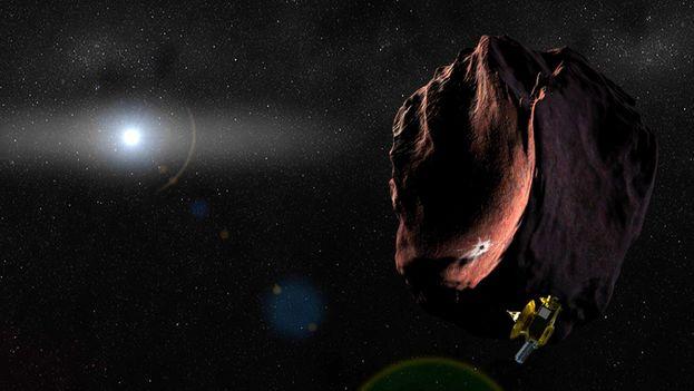 NASA envía sonda en histórica misión que terminará en Año Nuevo