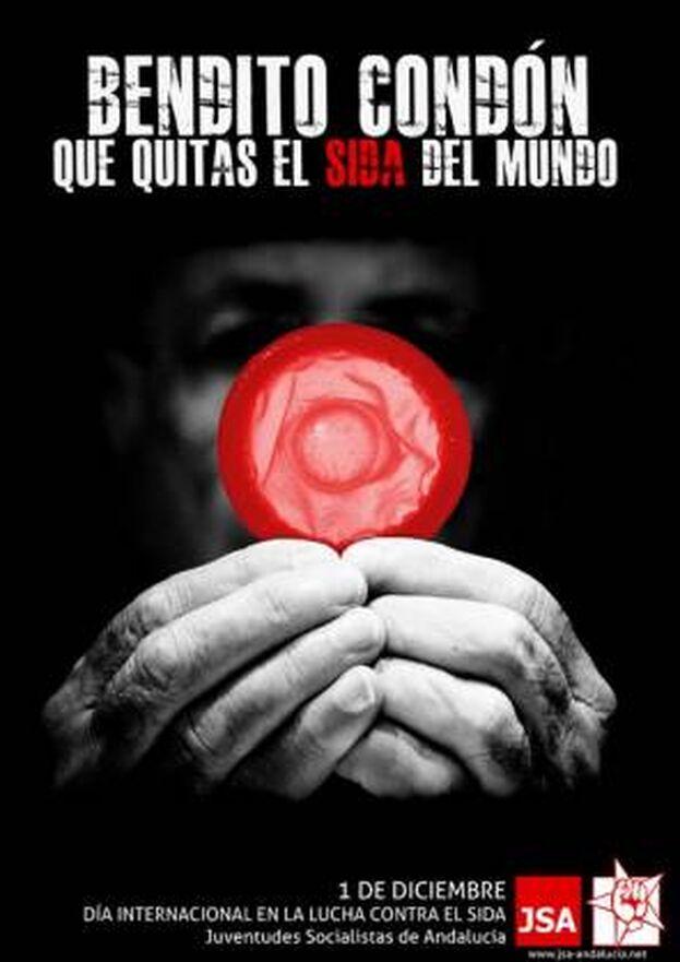 La pandemia de VIH/sida forjó nuevas formas de activismo que aceleró procesos regulatorios de tratamientos. (Campaña Juventud Socialista de Andalucía)