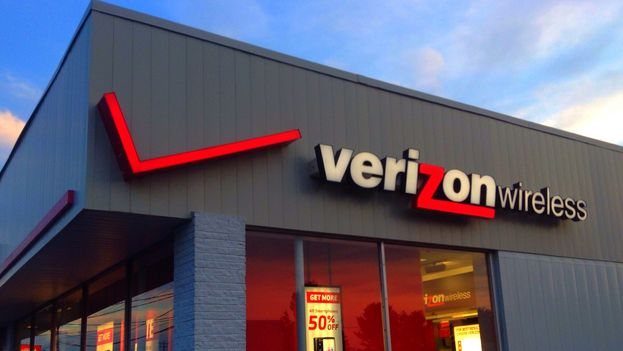 Verizon Wireless un operador de telefonía móvil de Estados Unidos. (CC)