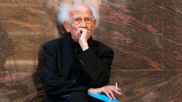 El sociólogo polaco de origen judío Zygmunt Bauman, estudió durante décadas el holocausto, el socialismo, la globalización y la modernidad. (EFE)