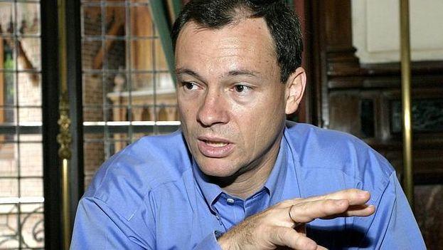 El astronauta estadounidense de origen español Michael López-Alegría. (EFE)